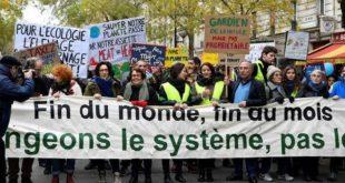 Gilets jaunes : Paris sous haute surveillance