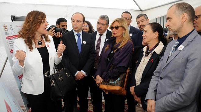 Rabat : Lancement de la campagne nationale de dépistage du VIH-Sida