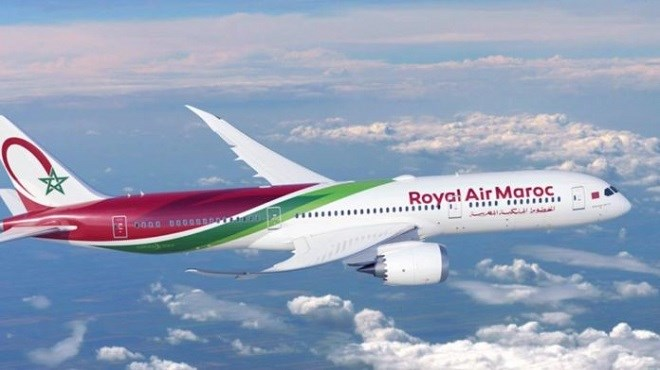 Royal Air Maroc réceptionne à Seattle son premier Boeing 787-9 Dreamliner
