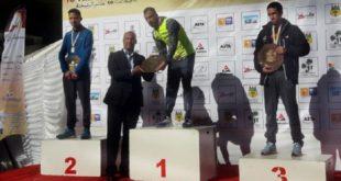 Tawfik Aalam et Hajiba Hassnaoui remportent la 7è édition de la Course Internationale sur route de Tafilalet