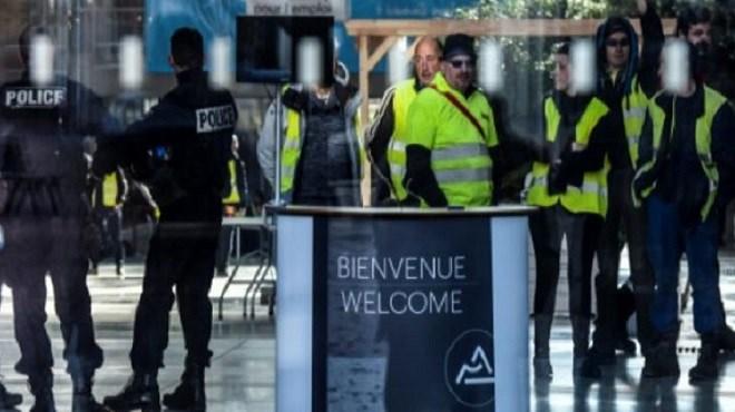Gilets jaunes : 31.000 protestataires, un millier d'arrestations en France