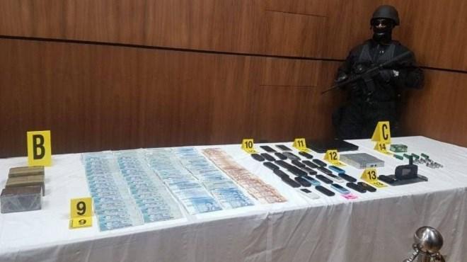BCIJ : Saisie d'environ 1 tonne de cocaïne et arrestation de 7 personnes