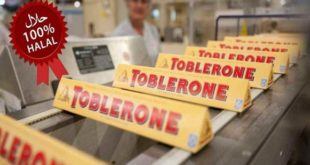 "Hilarant : Le Toblerone est ""enfin"" Halal !"
