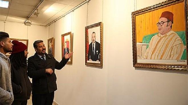Exposition : Sultans et Rois de la dynastie alaouite à Fès