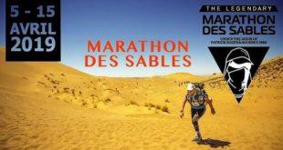 Marathon des Sables : La légende est de retour en 2019 !