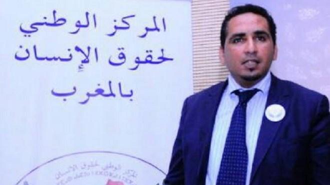 Mohamed Madimi, président du Centre national des droits de l'Homme