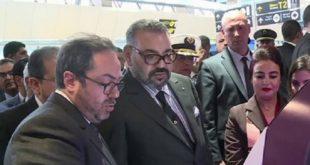 Le Souverain lance plusieurs projets liés à la sécurité aérienne