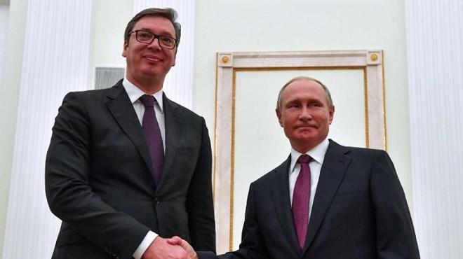 Russie : Poutine, la Serbie et le Kosovo musulman