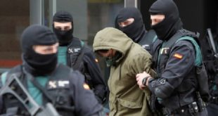 Espagne : Arrestation à Saragosse d'un Marocain pour diffusion de propagande terroriste