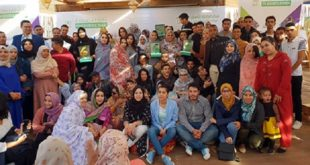 OCP-Fondation Phosboucrâa : Les jeunes bénévoles de Dakhla récompensés