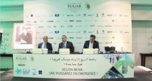 Sucre : La 3è Conférence internationale lancée à Casablanca