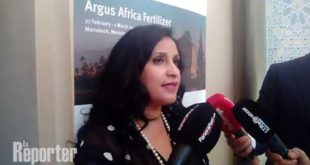 Argus Africa Fertilizer 2019 : Fatiha Cherradi explique comment OCP accompagne les agriculteurs