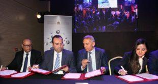 Tanger : Signature de quatre conventions pour le renforcement de l'offre de formation dans les métiers de l'automobile