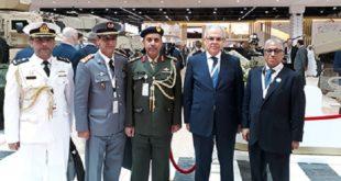 Abu Dhabi : Ouverture du salon international de la défense IDEX-NAVDEX avec la participation du Maroc