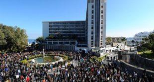 Algérie : Une quarantaine d'arrestations lors des manifestations de vendredi contre le 5è mandat présidentiel