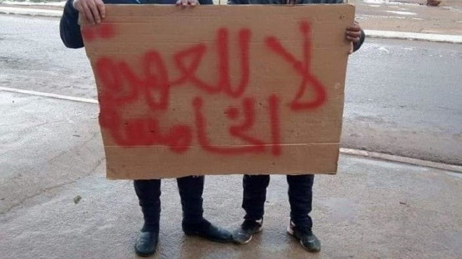 Algérie : Exprimer son opinion c'est risquer la prison