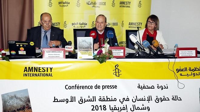 Les autorités algériennes poursuivent les opérations répressives contre les migrants d'Afrique subsaharienne (Amnesty)