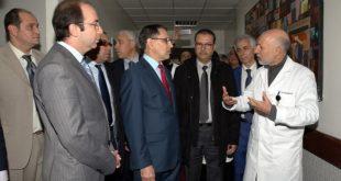CHU : Forte mobilisation pour la prise en charge des personnes atteintes de la grippe H1N1