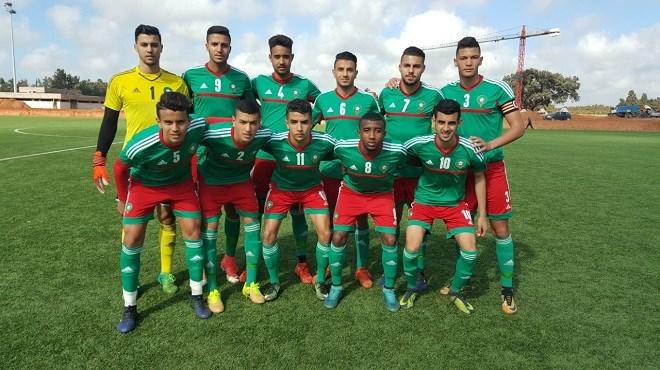 CAF-Eliminatoires : Les moins de 23 ans en préparation à Rabat