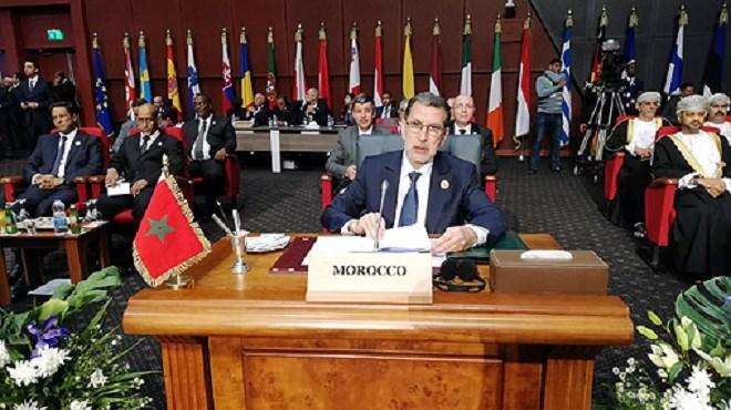 Charm El-Cheikh : Ouverture des travaux du 1er sommet arabo-européen avec la participation du Maroc