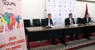 Jeux universitaires du Maroc : 400 participants à Fès pour la 2ème édition