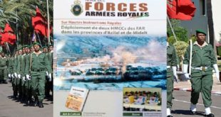 FAR : Le service militaire, une volonté Royale porteuse de nobles objectifs