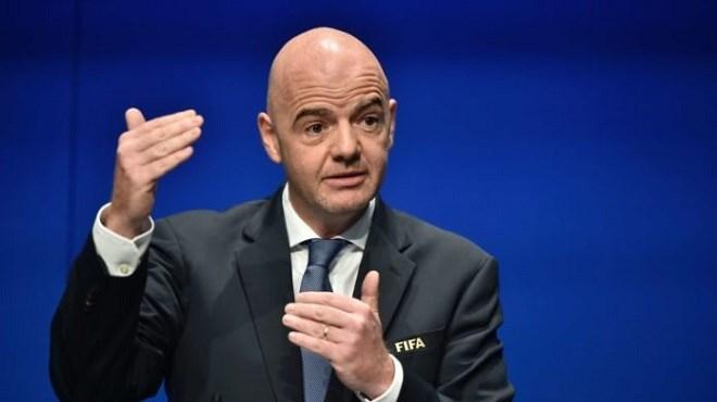 Gianni Infantino : Seul candidat à la présidence de la FIFA