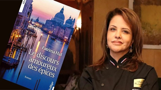 Parution : Fatema Hal présente son 1er roman à Paris
