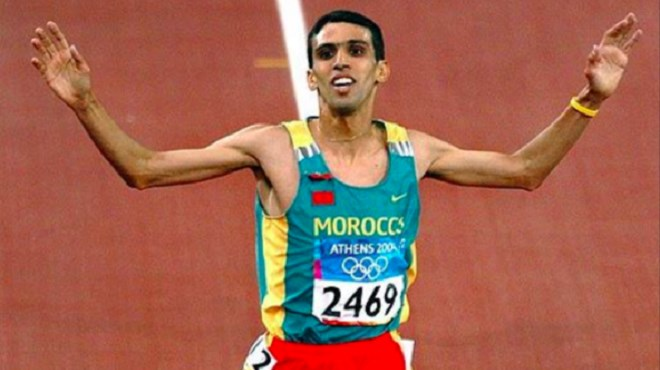 Hicham El Guerrouj demande au Roi Mohammed VI de sauver l'athlétisme marocain