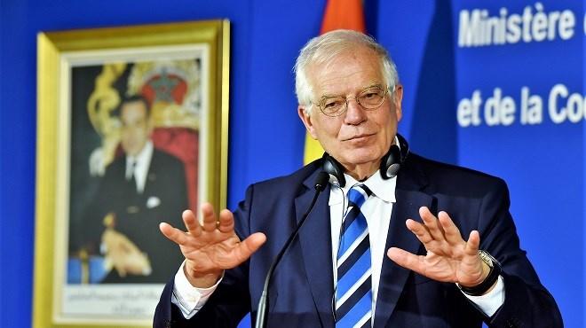 """Espagne-Maroc : Une coopération """"exemplaire"""" dans un monde troublé (M. Borrell)"""