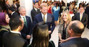 Rabat : Le Prince Harry et son épouse rencontrent des femmes entrepreneures marocaines et des sportifs aux besoins spécifiques