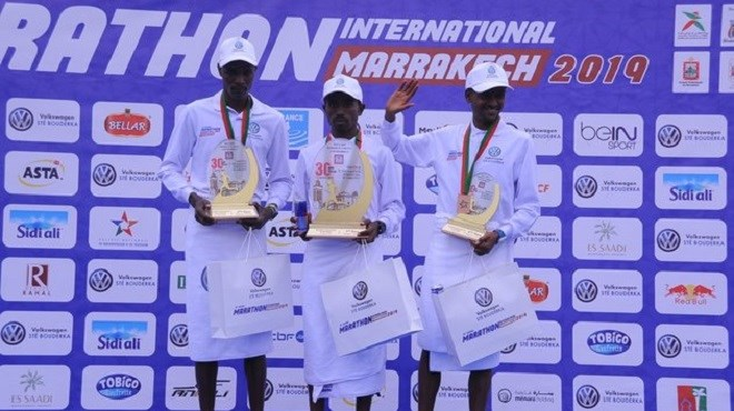 30ème MIM : Les athlètes éthiopiens prennent le dessus