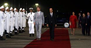 Arrivée au Maroc du Prince Harry et de son épouse Meghan Markle