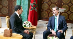 Maroc-Espagne : SM le Roi Felipe VI reçoit Saâd-Eddine El Othmani
