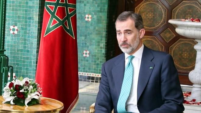 SM le Roi Felipe VI : l'Espagne et le Maroc œuvrent pour la consolidation et le renforcement de leur partenariat stratégique