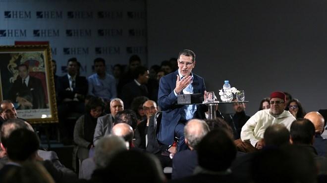 """Saad Dine El Otmani : Les réformes gouvernementales auront """"un effet positif à l'avenir"""""""