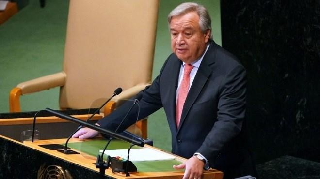 Sahara : António Guterres nomme un nouveau commandant de la MINURSO