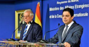 Sahara : l'Espagne précise sa position sur le dossier