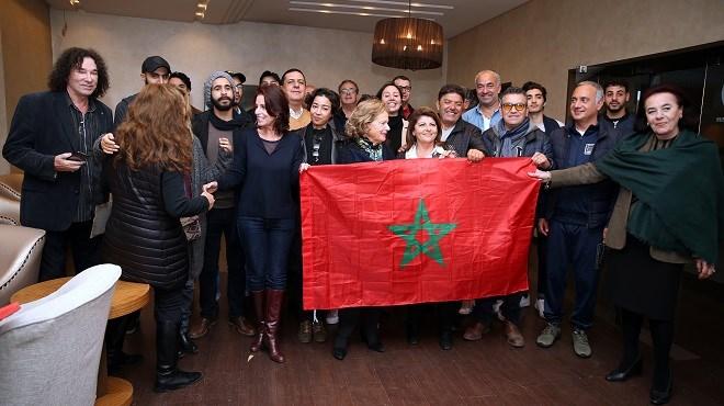 """Casablanca : Un """"Thé de l'Amitié"""" réunit des Marocains de confessions musulmane et juive"""