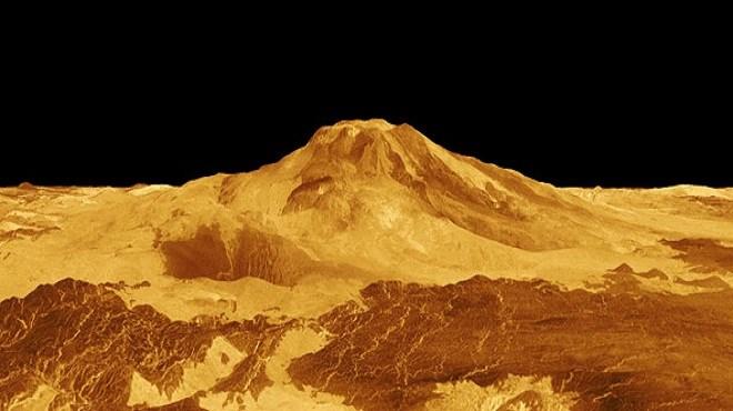 Le saviez-vous ? Il neige du métal sur Vénus !