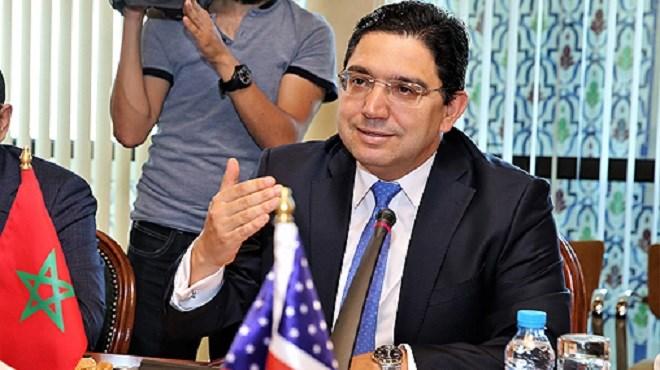 """Lutte anti-terroriste : Bourita met en avant à Washington l'approche """"unique"""" et """"reconnue"""" développée par le Maroc"""