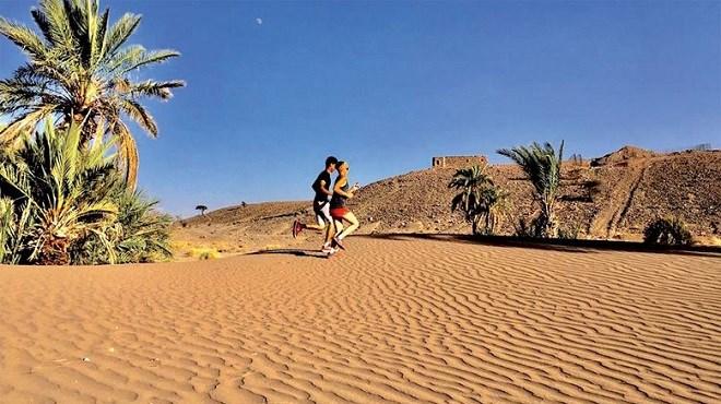 Zagora : 4ème étape de la Caravane du sport pour tous