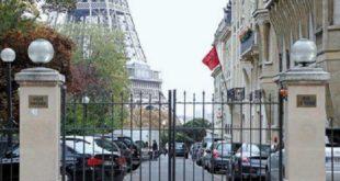 Le Consulat du Maroc à Paris en lien avec la famille de la victime marocaine de l'incendie