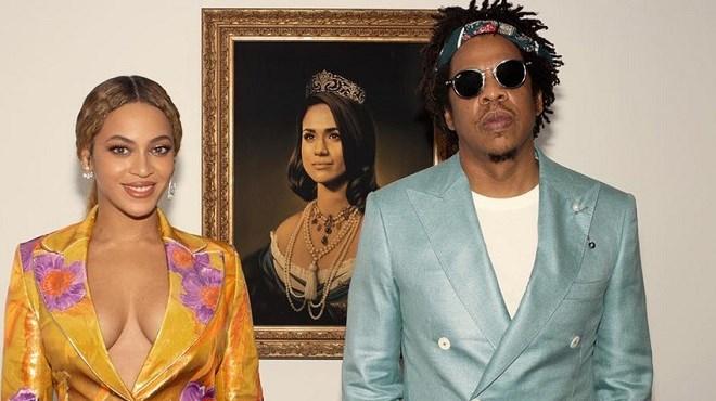Quand Beyoncé et Jay-Z rendent hommage à la duchesse Meghan Markle