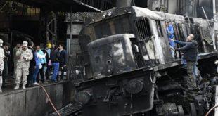 Égypte : Accident ferroviaire au Caire, 25 morts et 50 blessés