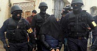 Safi : Démantèlement d'une cellule terroriste composée de cinq extrémistes (Intérieur)