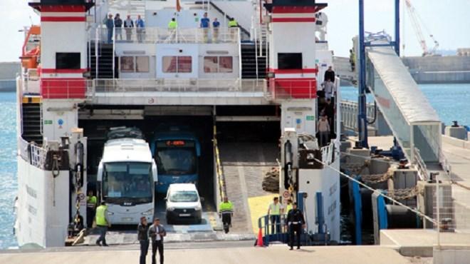Tanger-Med : Saisie de plus de 40.000 euros non-déclarés