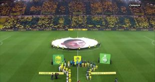 Disparition d'Emiliano Sala : Vibrant hommage du FC Nantes à son ex-joueur