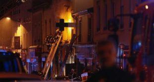 Lyon : Explosion dans une boulangerie, deux décès enregistrés