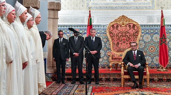 SM le Roi reçoit les nouveaux walis et gouverneurs au niveau des administrations territoriale et centrale